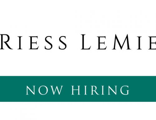 We Are Hiring a Legal Assistant