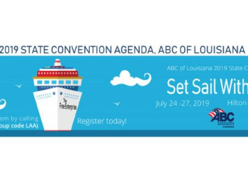 ABC of Louisiana 2019 State Convention