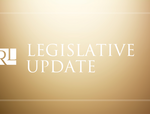 Construction Industry Legislative Update – July 2019