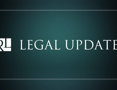 Legal Update: Proposed Department of Labor Rule