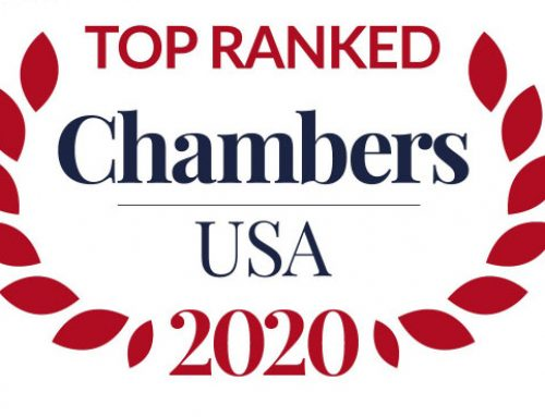 Riess LeMieux Construction Practice and Attorneys Ranked in 2020 Chambers USA: America's Leading Lawyers for Business