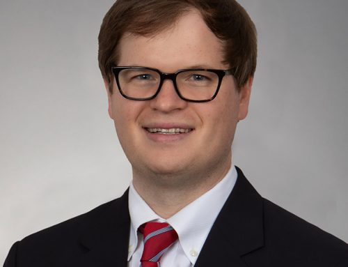 "Riess LeMieux Welcomes Patrick ""Trey"" Talley to the Firm"