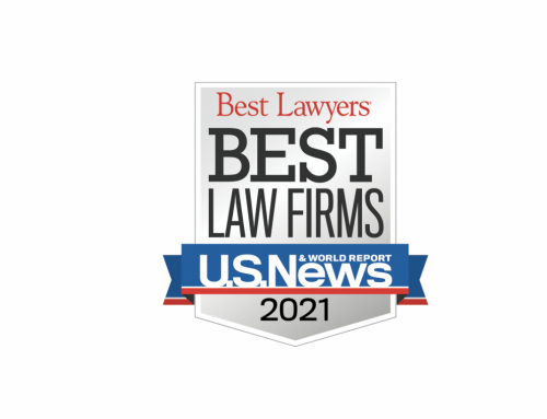 "Riess LeMieux Ranked in 2021 ""Best Law Firms"""