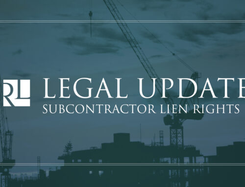 Legal Update:  Siboney Contracting Co. v. Dominion Group LLC  (February 2021)