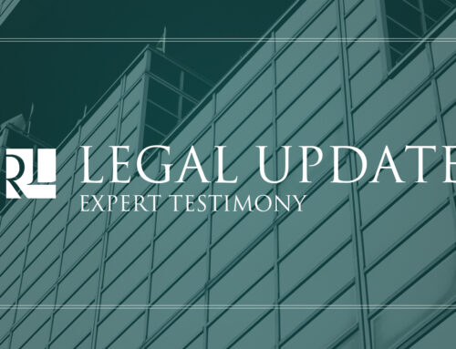 Legal Update:  World War II Theatre, Inc. v. Desimone Consulting Engineering Group, LLC, et al. (April 2021)