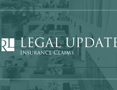 Legal Update: Hinojos v. State Farm Lloyds, et al. (March 2021)