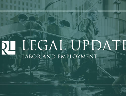 Legal Update: Weber v. BNSF Railway Company (Feb. 2021)